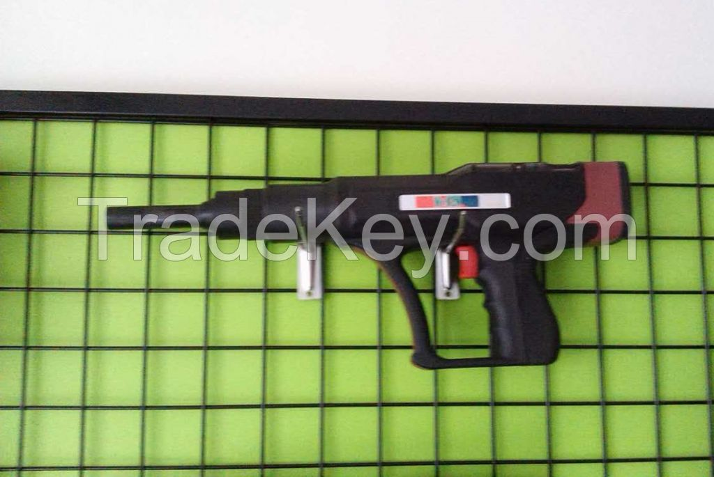 Automatic powder actuated tool