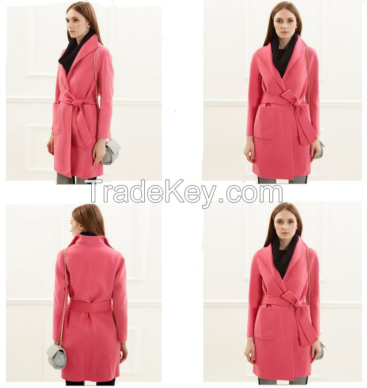 cashmere overcoat/sweater/jersey