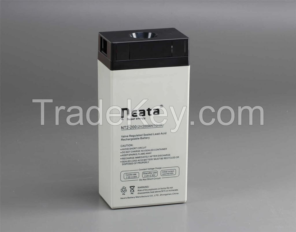 Lead Acid Backup Power UPS Battery 12V 200AH