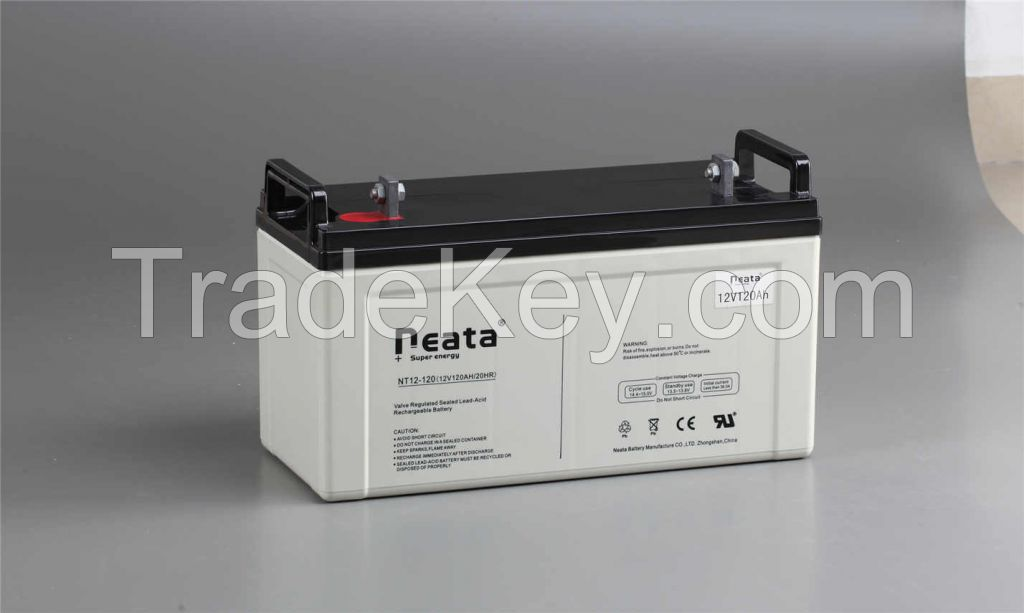 Deep Cycle Lead Acid Battery 12V-120ah