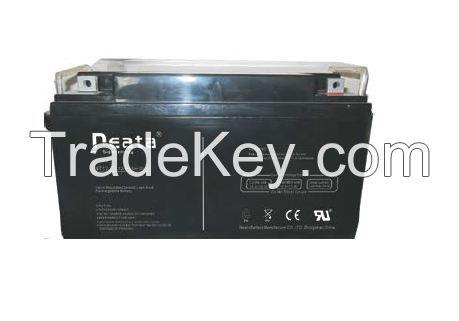 Vrla Battery NTD12V 65Ah