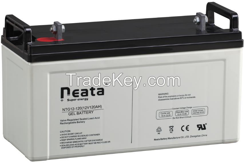 GEL Battery 12V 120AH