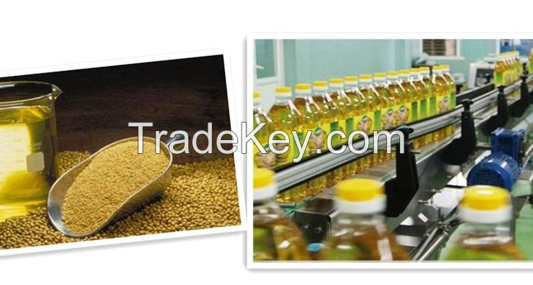 REFINED SOYBEAN OIL FOR SALE