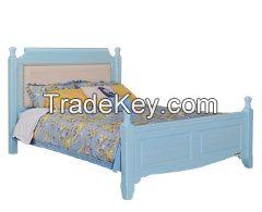 Sampo Kingdom Pine Wood Kids Single Bed