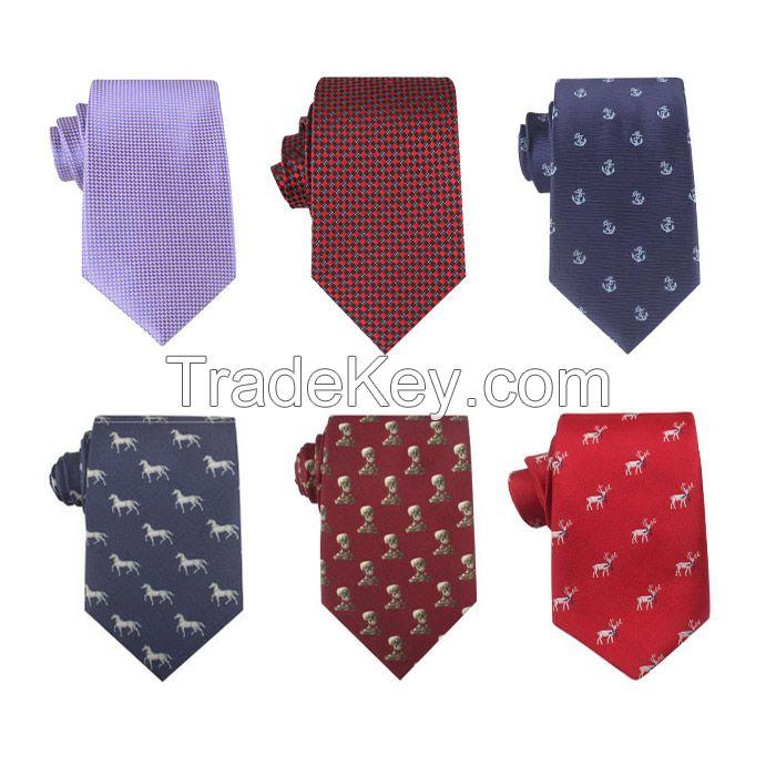 Factory Customize/Wholesale silk necktie