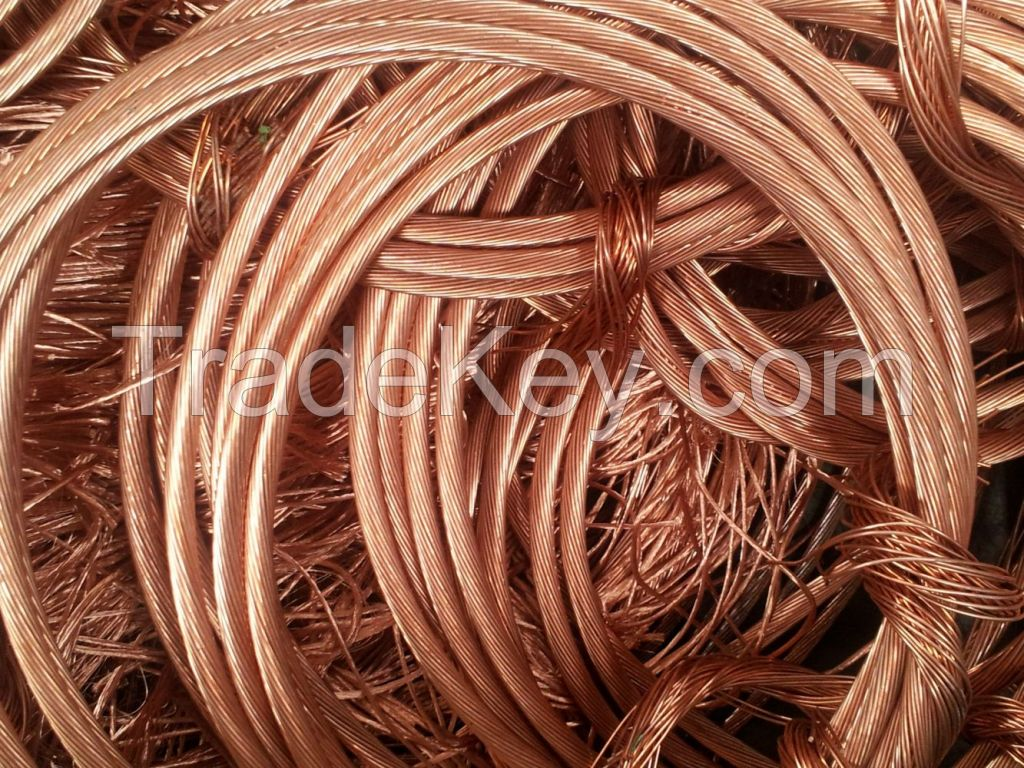 Copper Wire Type copper wire and cable scrap for sale By SIMGE END ...