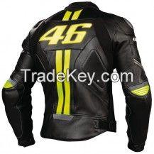 Valentino motorbike leather jacket / suits