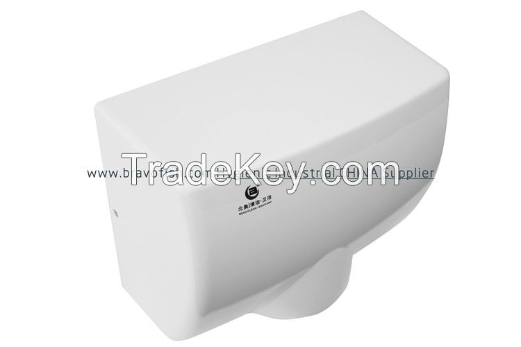ABS Material 1500W Hand Dryer China Factory Supplier