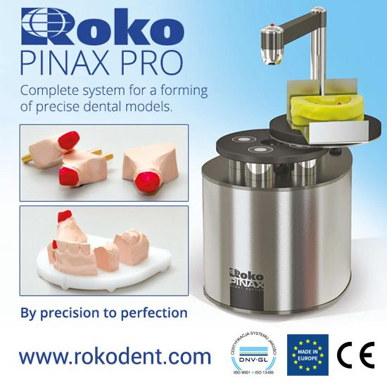 Dental laboratory Laser Pin Drill ROKO