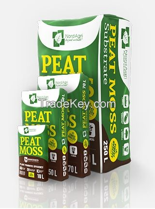 Professional Peat Moss Substrate