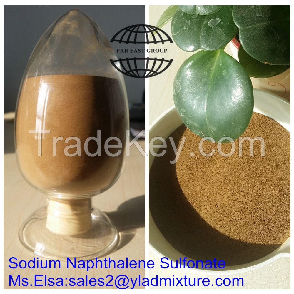 Sodium naphthalene sulfonate formaldehyde water reducing admixture