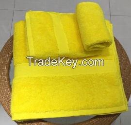 Cotton Towels For Drying / Body Wiping / Surface Wiping