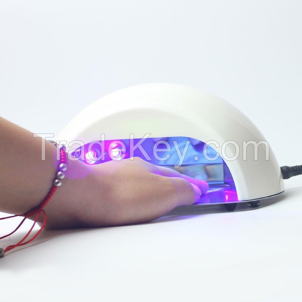 Faceshowes 18w/36w ccfl led lamp, uv led lamp dryer nail