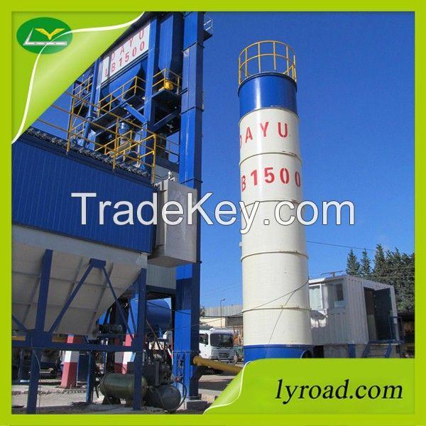 Asphalt Batch Mix Plant best by Nanyang LiaoYuan Road Construction Machinery Co., Ltd