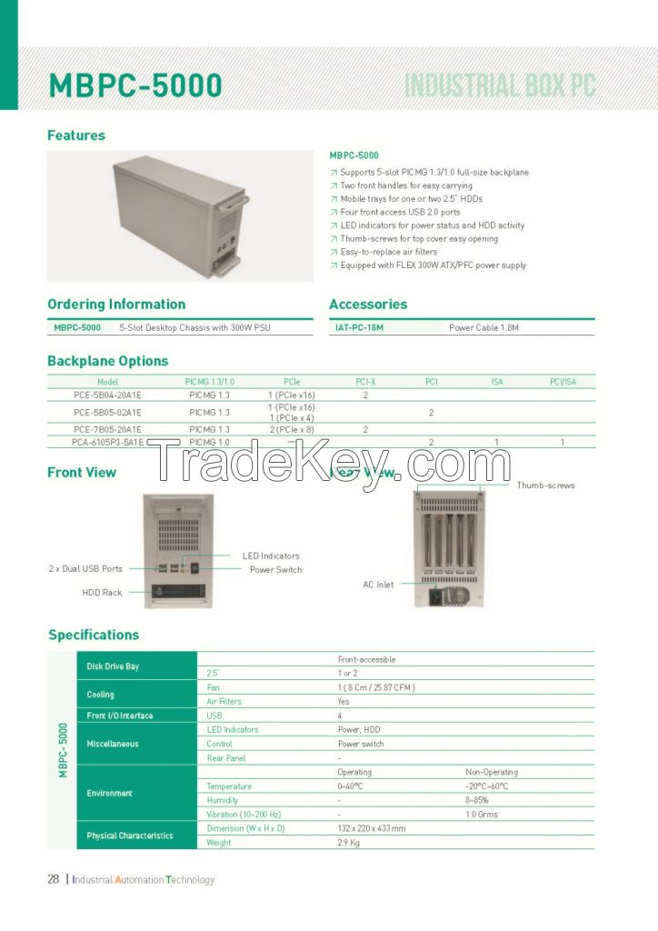 Box PC Industrial PC
