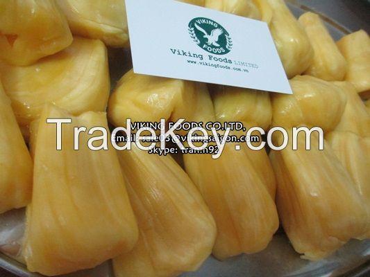 Vietnam Best Price Yellow Frozen Jackfruit / Best Jack Fruit