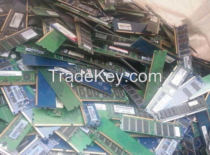 Computer RAM Scraps for Sale
