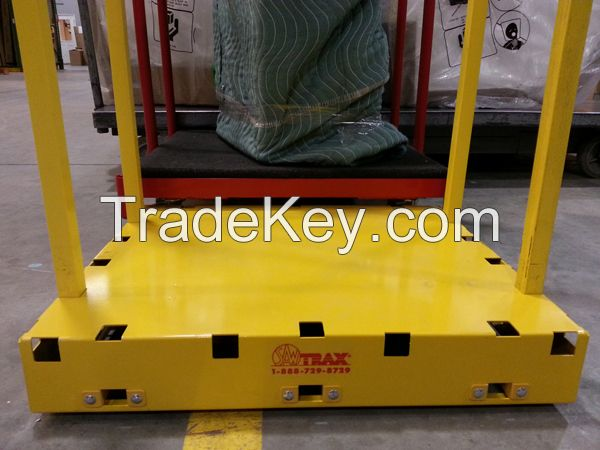 Yellow Safety Dolly