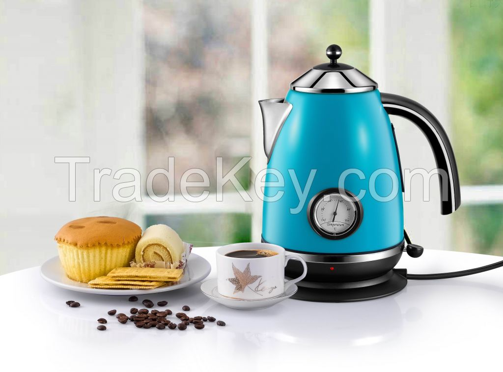 Jacal GL-B04E1A 1.7L Stainless Steel Electric Kettle