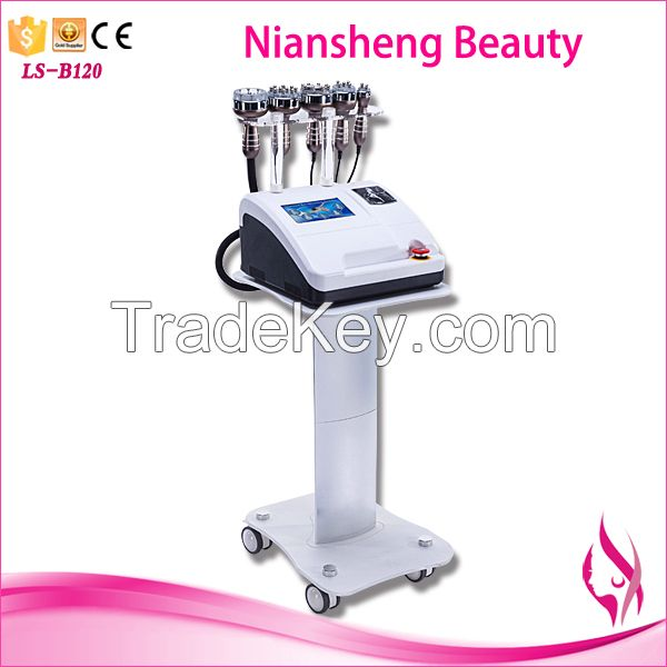 High Quality RF Cavitation Multifunction Slimming Beauty Machine