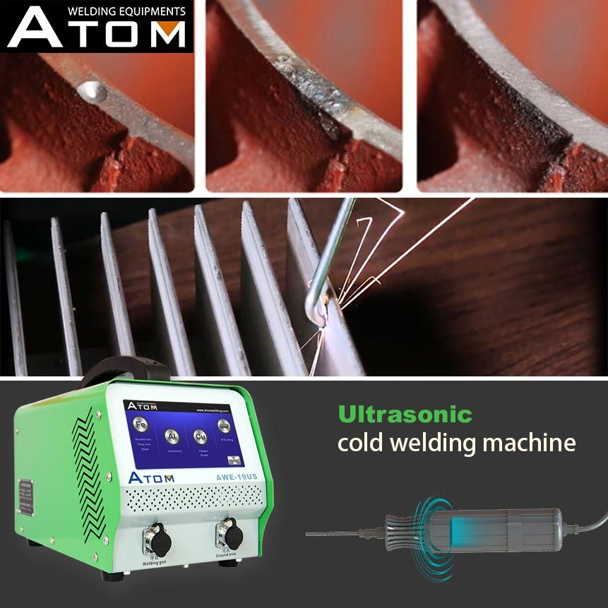 AWE-19US cold welding machine - casting defect hole welding machine - cold welder
