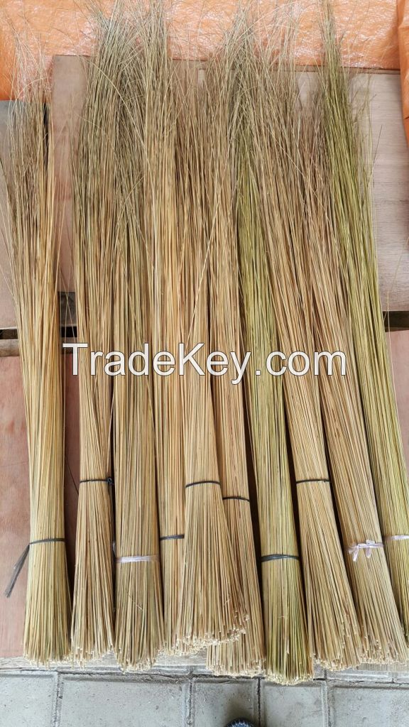 Palm ekel broomstick, coconut broomstick and nypa broomstick