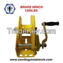 Hand Winch Trailer Winch Boat Winch Brake Winch 1200lbs