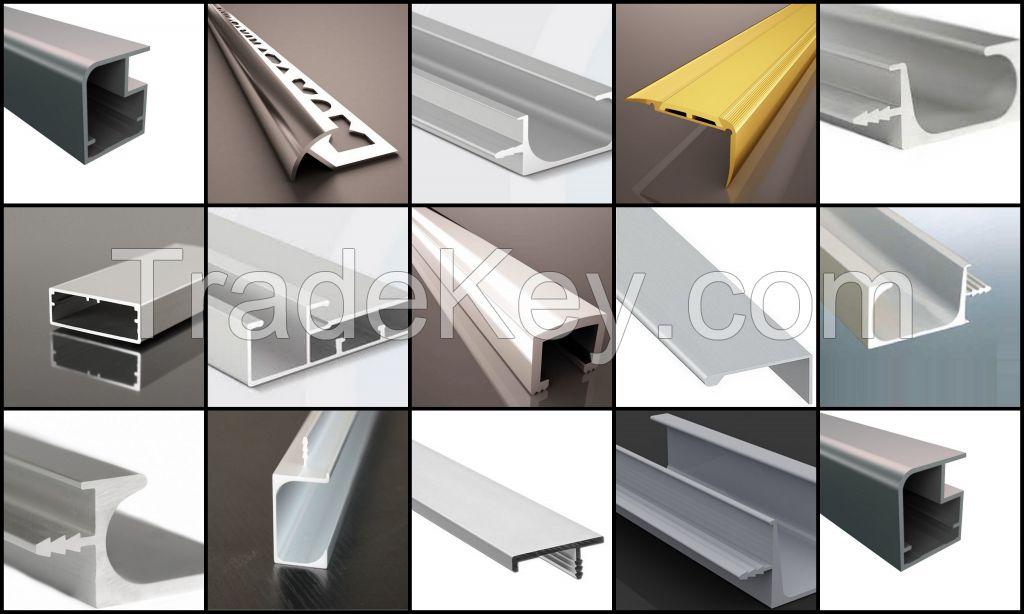 Aluminum Furniture Profiles