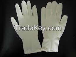 Powdered Latex Examination Gloves 5.0gm