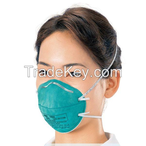 Non-Woven Fabrics Pm2.5 N95 Face Disposable Respirator Mask