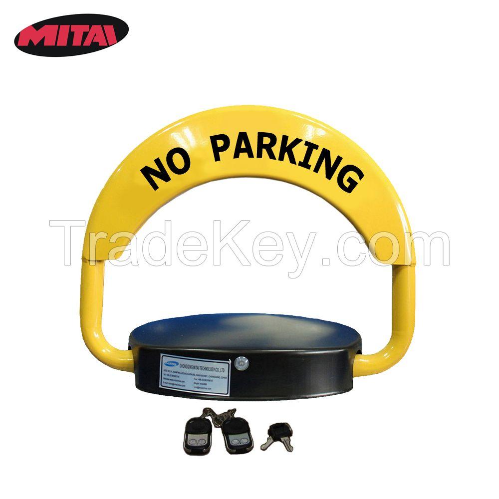Automatic car parking lock