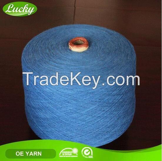 40% Superwash Merino Wool 60% Acrylic Blended Yarn  in NM28/2, 32/2, 36/2 raw white by hanks for knitting