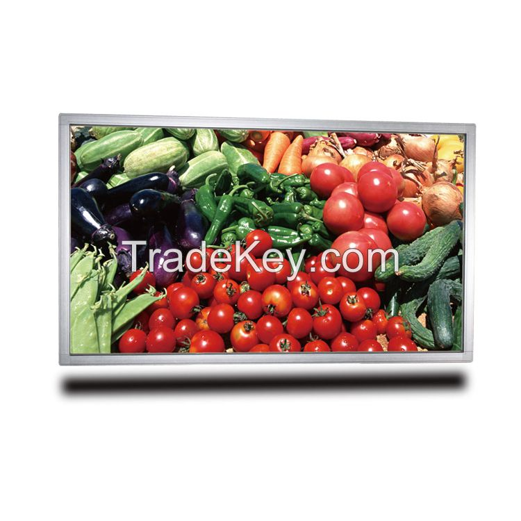 42 Inch Touch Screen Floor Stand LCD Advertising Digital Signage