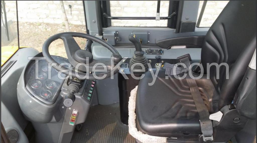 zl50 wheel loader
