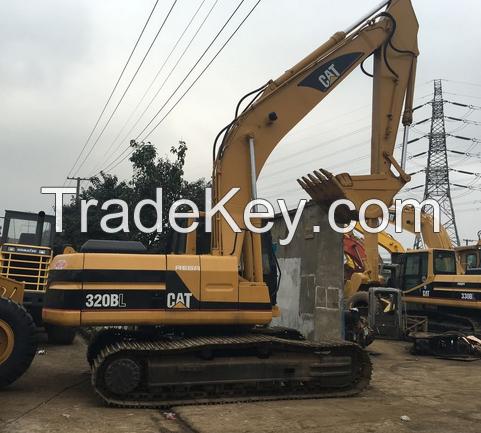 CATERPILLAR 320B    320C 325C 330B 330C tracked excavator