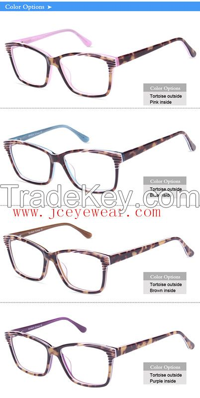 china wholesale optical frame manufacturer flexible eyeglass JC9019