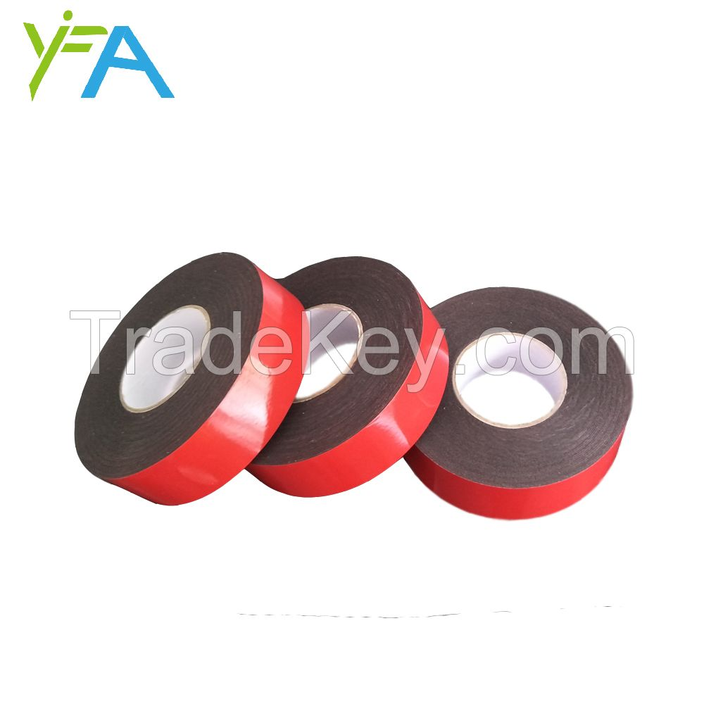 Factory directly Sticky Adhesive double sided foam tape