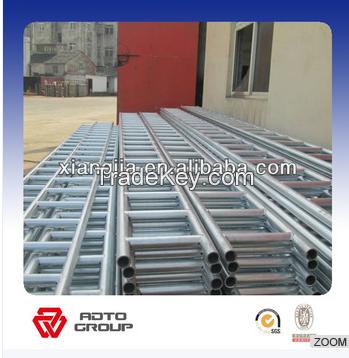 ADTO GROUP Scaffolding material Galvanized Steel Ladder Beam