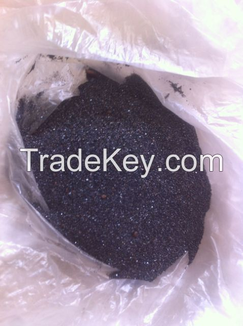Lead Ore, Transparent Quartz, Zirconium