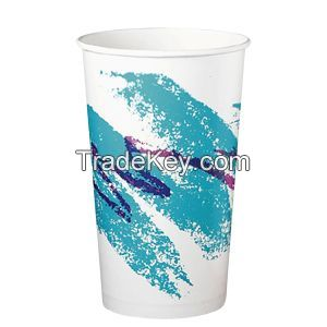 Solo® Double Sided Poly (DSP) Paper Cold Cups