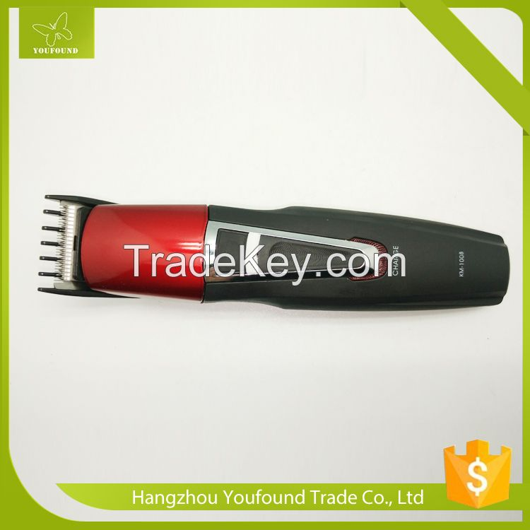 KM-1008 Hair Clippers with Base Professional Hair Cutter Trimmer