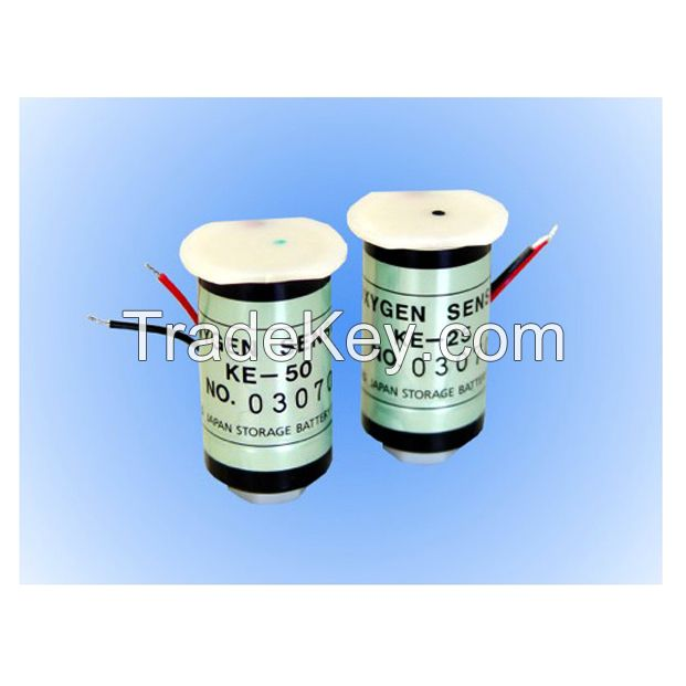 The GS Oxygen Sensor KE series (KE-25 and KE-50)
