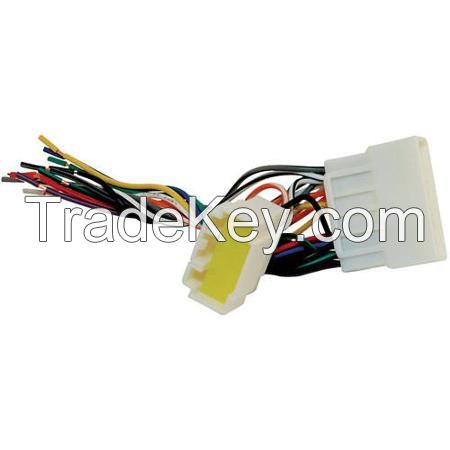 OEM ODM ROHS compliant automotive wire harness