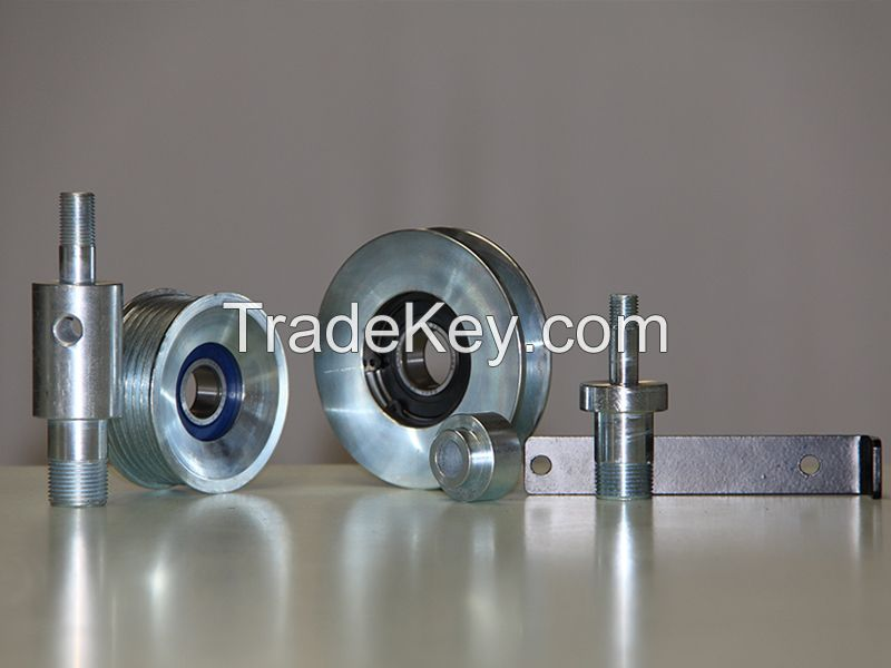 Manufacture Of Copper Bayonet Fitting, Machining, Manufacture Of Filters