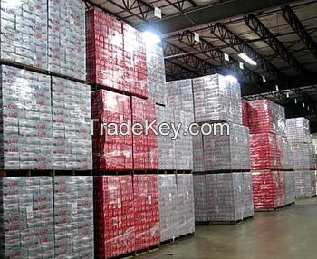 Fanta,Coca Cola,Sprite 330ml Cans, drinks 24 x 330ml, Eenglish, arab , german text all available
