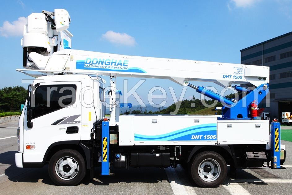DHT150S /DHT150AS insulated aerial platform hot-line work electricity
