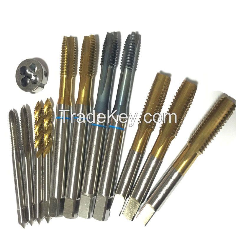Gun Point Taps, HSS Taps, For Stainless Steel, Hard Steel