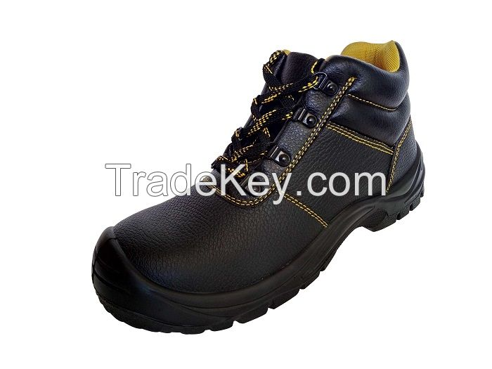 2016 New Design Wholesale Engineering Working Safety Shoes with Steel Toe