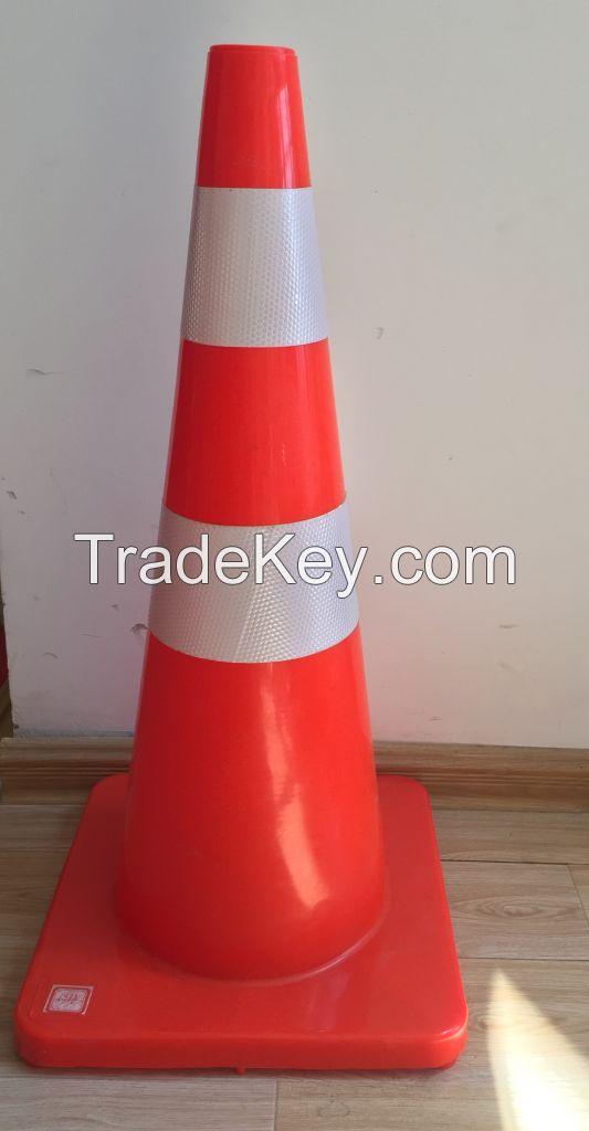 PVC 700mm traffic cone