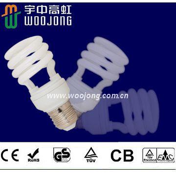 Half Spiral 5W -45W Energy Saving Lamp